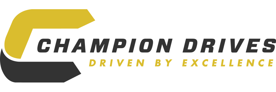 Champion Drives for Parts Handling