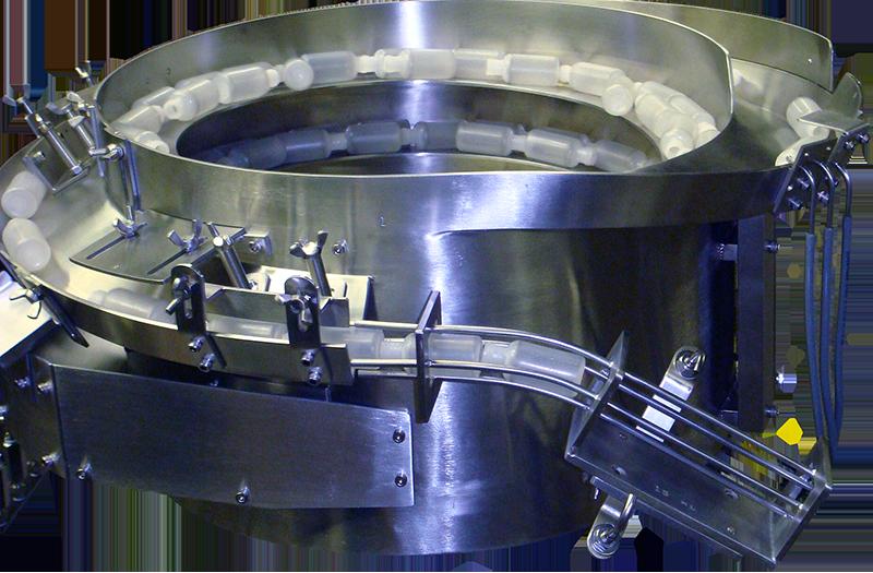 Vibratory feeders for custom feeder systems